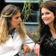 Alice Taglioni dans  Grande Ecole  avec Elodie Navarre
