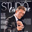 Vincent Cassel est en couverture du Studio CinéLive du mois de mai 2011