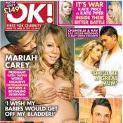 Mariah Carey enceinte : Elle pose encore nue et sans complexe !