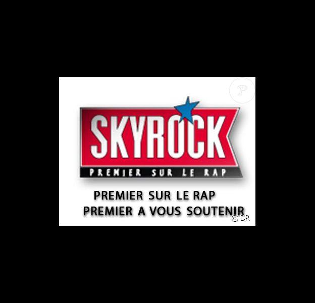 Affiche de soutien à Skyrock et Pierre Bellanger glanée sur la toile, avril 2011.