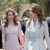 Rania de Jordanie battue par K.O par la belle Letizia d'Espagne...