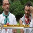 Les dandys Emmanuel de Brantes et Albert de Paname remportent l'immunité ! (émission du 13 novembre 2010)