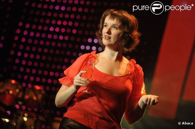 L'humoriste Anne Roumanoff travaille sur une série pour la chaîne câblée Comédie !