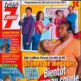 Le magazine  Télé 7 Jours  en kiosques lundi 25 avril.