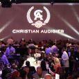 Christian Audigier honoré pour ses actes de charité, au Beverly Hilton Hotel, à Los Angeles, le 21 avril 2011