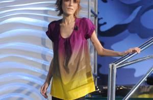 Isabelle Caro : Le mannequin anorexique a été enterré avec sa mère...