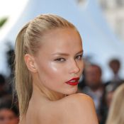 Le top Natasha Poly s'est marié en France !