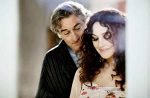 La sublime Monica Bellucci sous le charme du séduisant Robert de Niro...