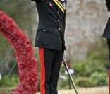 Le prince Harry sera en uniforme de la Household Cavalry au mariage de son frère William.