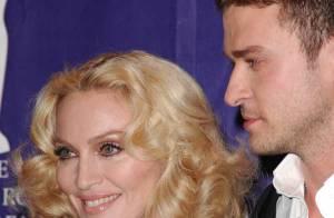 VIDEO : Madonna et Justin Timberlake donnent tout ce qu'ils ont sur scène !