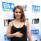 Alyssa Milano très enceinte et sublime aux côtés de la fratrie Arquette !