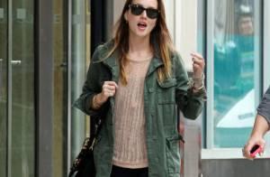 Leighton Meester : Loin de Gossip Girl, elle retrouve un look branché casual !
