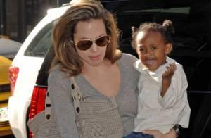 Angelina Jolie et Brad Pitt pourraient perdre Zahara