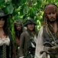"""Nouvel extrait de Pirates des Caraïbes 4 - La Fontaine de jouvence : """"Le Grand Saut"""""""