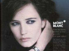 PHOTOS : Eva Green sublime pour Mont Blanc...