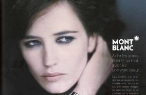 PHOTOS : Eva Green sublime pour Mont Blanc...