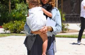 Jessica Alba et Honor : Radieuses à leur retour de vacances entre filles !