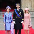 Les lecteurs du magazine britannique  Hello!  ont établi leur palmarès de l'élégance lors du mariage royal du 29 avril 2011. Letizia d'Espagne joue sur deux tableaux : 4e du général, elle est également 2e du classement des chapeaux, tandis que son prince Felipe peut se féliciter d'accrocher la troisième place du palmarès masculin, derrière le prince Harry et David Beckham.