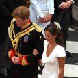 Les lecteurs du magazine britannique  Hello!  ont établi leur palmarès de l'élégance lors du mariage royal du 29 avril 2011. Témoin des mariés au côté du prince Harry, premier homme du classement, au 6e rang, Pippa Middleton fait une belle dauphine de la princesse Lalla Salma du Maroc.