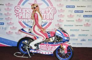Paris Hilton : Elle gagne un Grand Prix de moto, on aura tout vu !