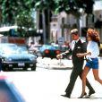 Julia Roberts a réussi à séduire le beau Richard Gere grâce à son sourire ravageur et ses jambes interminables. 1990