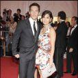 Jonathan Rhys-Meyers et sa fiancée à la soirée du MET à New York, le 5/05/08