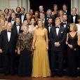 La célébration du 40e anniversaire de la princesse Maxima des Pays-Bas à Amsterdam le 27 mai 2011