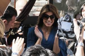 La sublime Elisabetta Canalis vole la vedette à son amie qui se marie !
