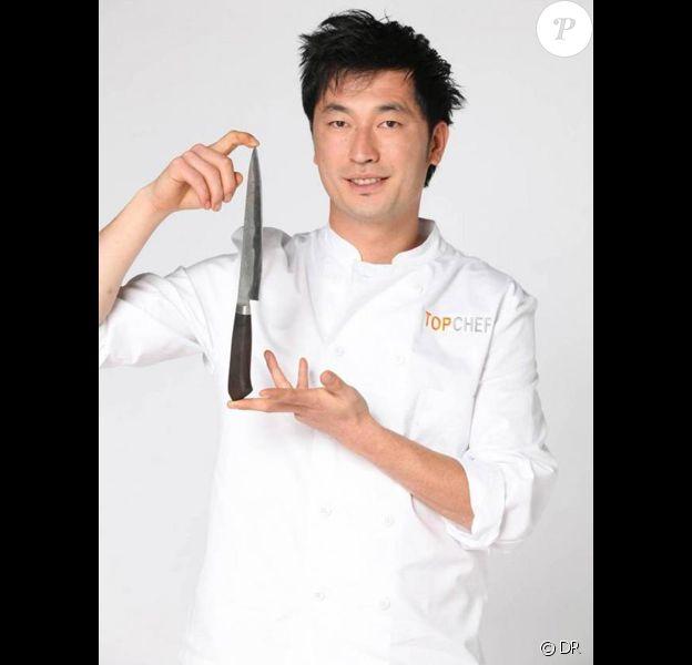 Pierre Sang est finaliste de Top Chef 2011.
