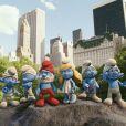 Le film  Les Schtroumpfs 3D , au cinéma le 3 août
