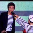 Florian Giustiniani se prend pour Julien Doré et chante Les Limites dans X Factor le 31 mai 2011 sur M6