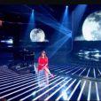 Marina d'Amico chante Hijo de la Luna dans X Factor le 31 mai 2011 sur M6