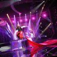 Marina d'Amico chante Purple Rain dans X Factor le 31 mai 2011 sur M6