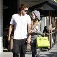 Brody Jenner et Avril Lavigne, à Los Angeles, le 23 mai 2011.
