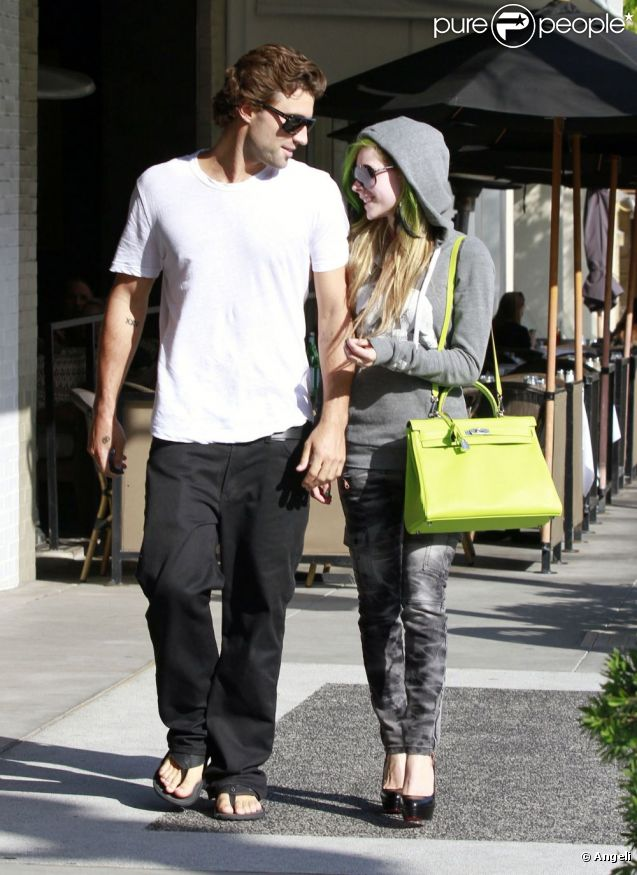 Brody Jenner couple