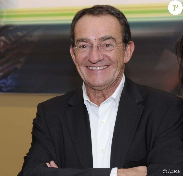 Jean-Pierre Pernaut, à Paris, le 8 février 2011.