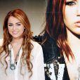 Miley Cyrus, à Mexico, le 26 mai 2011.