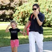 Jennifer Garner : Violet n'est pas peu fière de sa petite soeur !