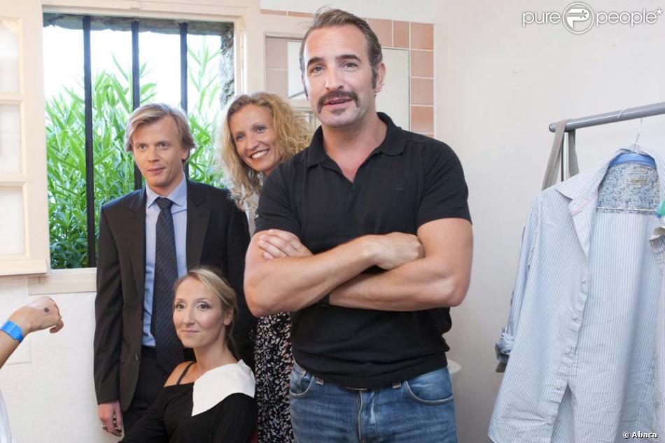 Alex lutz audrey lamy sa soeur alexandra et son beau for Famille dujardin