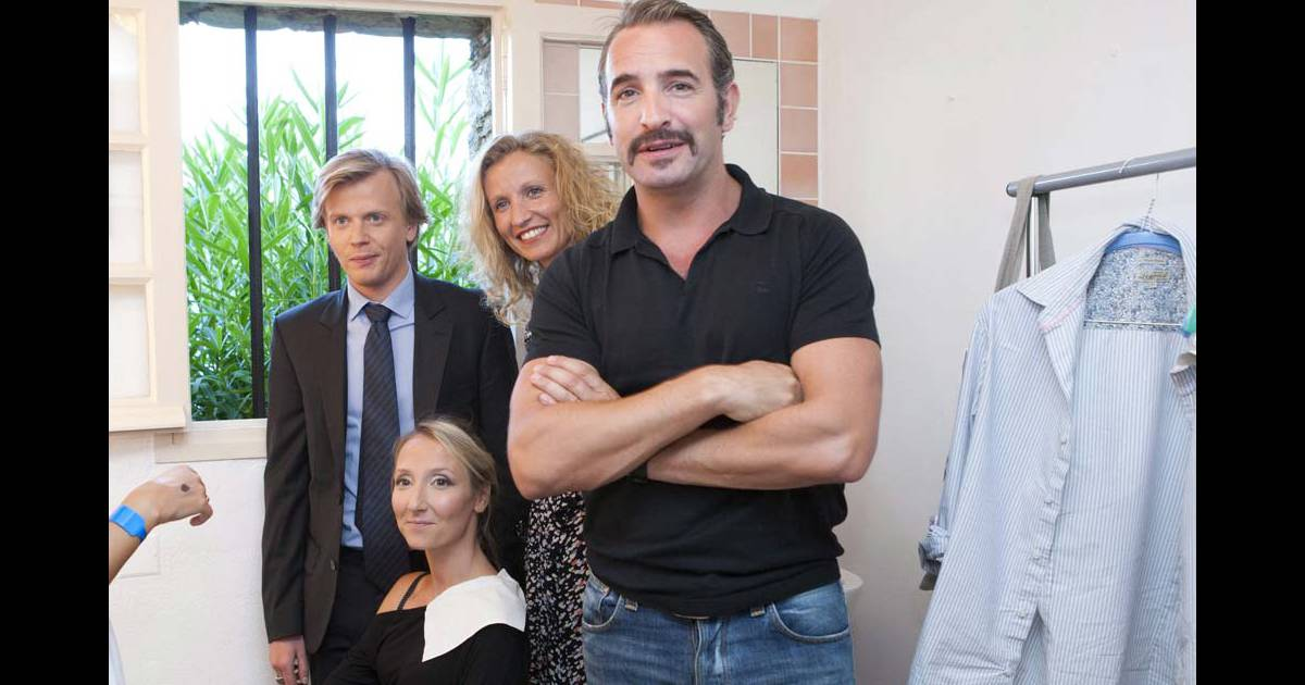 Alex lutz audrey lamy sa soeur alexandra et son beau for Jean dujardin famille