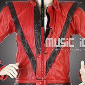 Michael Jackson: Le blouson de Thriller en vente pour l'anniversaire de sa mort