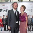 Mélanie Laurent présente Beginners, de Mike Mills, au cinéma MK2 Bibliothèque, à Paris, le 7 juin 2011.