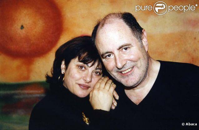 Michel Delpech et Geneviève à l'Olympia, décembre 2008