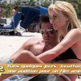 Entre Caroline et John c'est le Big Love dans Les Anges de la télé-réalité : Miami Dreams le 9 juin 2011 sur NRJ 12