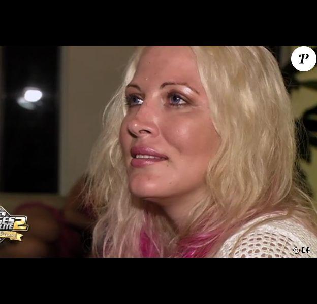 Loana sous le charme de Gilles Luka dans Les Anges de la télé-réalité : Miami Dreams le 9 juin 2011 sur NRJ 12