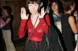 La déjantée Brigitte Fontaine dans son premier rôle au cinéma !