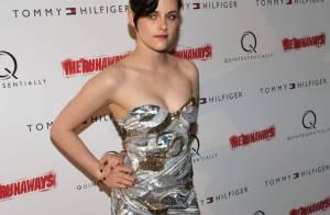 Kristen Stewart : La star rock n'roll sait aussi être glamour et féminine