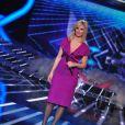 Sandrine Corman a connu une soirée mouvementée, avec les venues de Cameron Diaz, Jennifer Lopez et Lady Gaga dans X Factor le 14 juin.