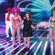 Marina D'Amico, 17 ans, accède à la demi-finale du concours X Factor à l'issue du prime du 14 juin 2011. La benjamine du télé-crochet, pourtant, ne progresse pas, comme l'a encore prouvé sa prestation du soir.