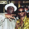 Notorious B.I.G et P. Diddy